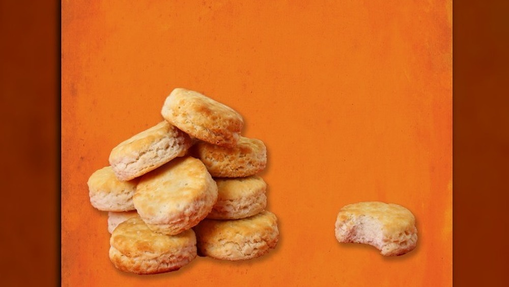 Popeyes' biscuits