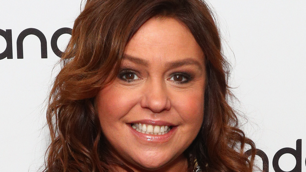 Rachael Ray grinning