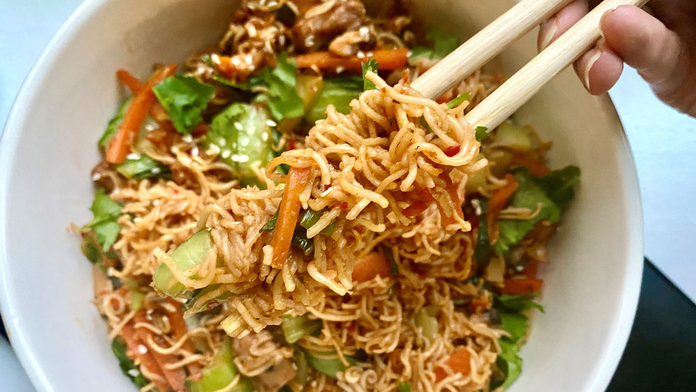 This Spicy Noodles Recipe Is So Easy To Make