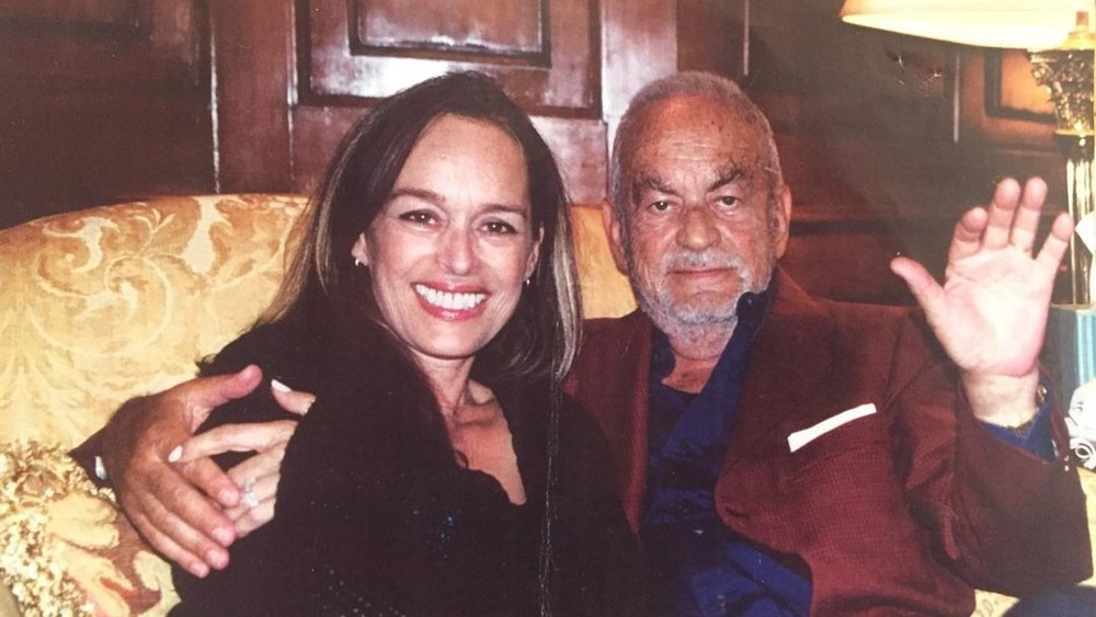 Veronica De Laurentiis and Dino De Laurentiis