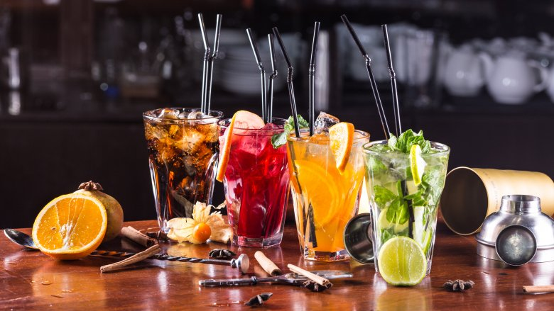 Ways You're Ruining Your Cocktails