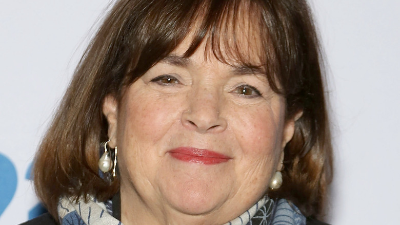 Ina Garten close-up