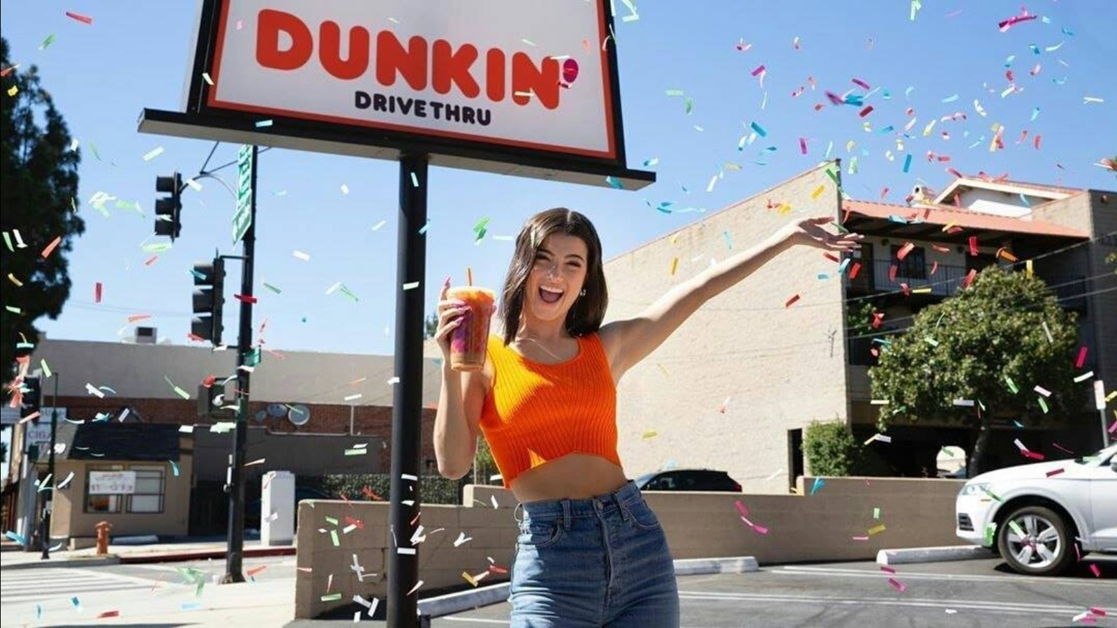 What makes Dunkin's Charli D'Amelio drink so concerning