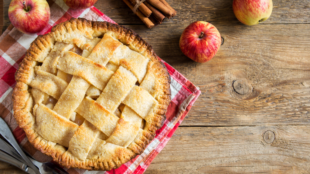 What You Didn't Know About Walmart Bakery's Apple Pie