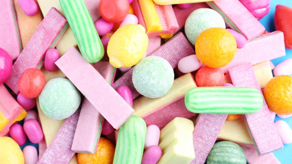 What you don't want to know about bubble gum