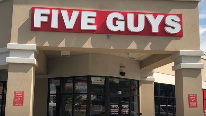 Five Guys menu items you should never order