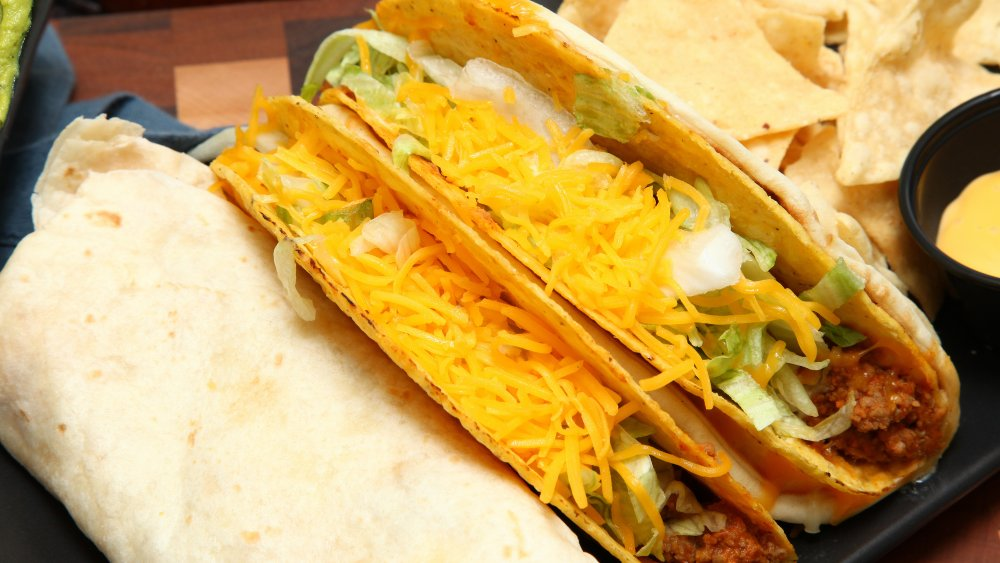 What you're really eating when you order Taco Bell