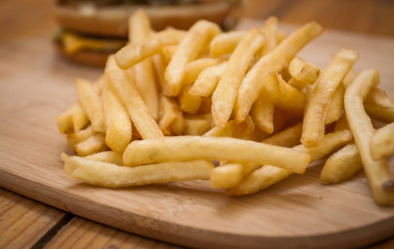 What's really in McDonald's french fries - Mashed