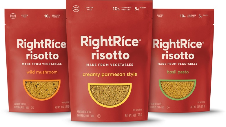 RightRice vegan risotto