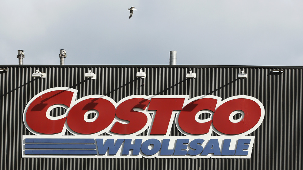 Seagull you fly across the horizon, over the Costco sign. Nobody knows where you are going. Nobody knows if Costco's chickens are fine.