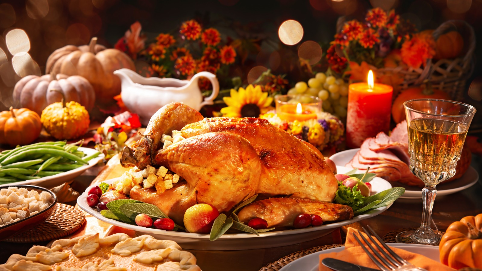 You Can Order Your Entire Thanksgiving Dinner Online From These Retailers