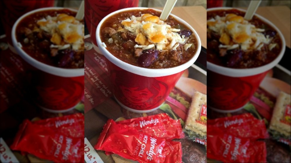 You Should Never Order Chili At Wendy S Here S Why
