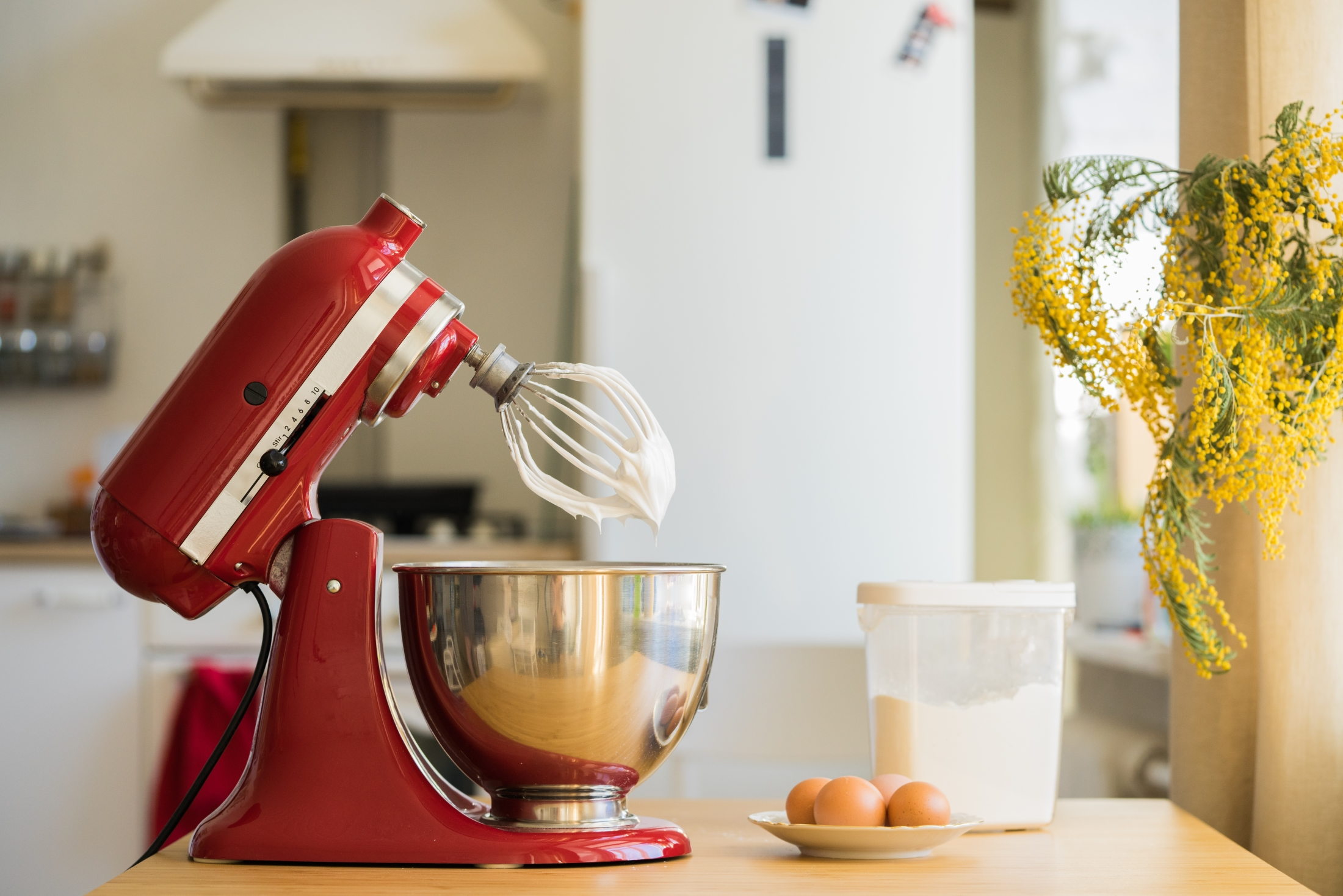 Here\'s the right way to use your KitchenAid