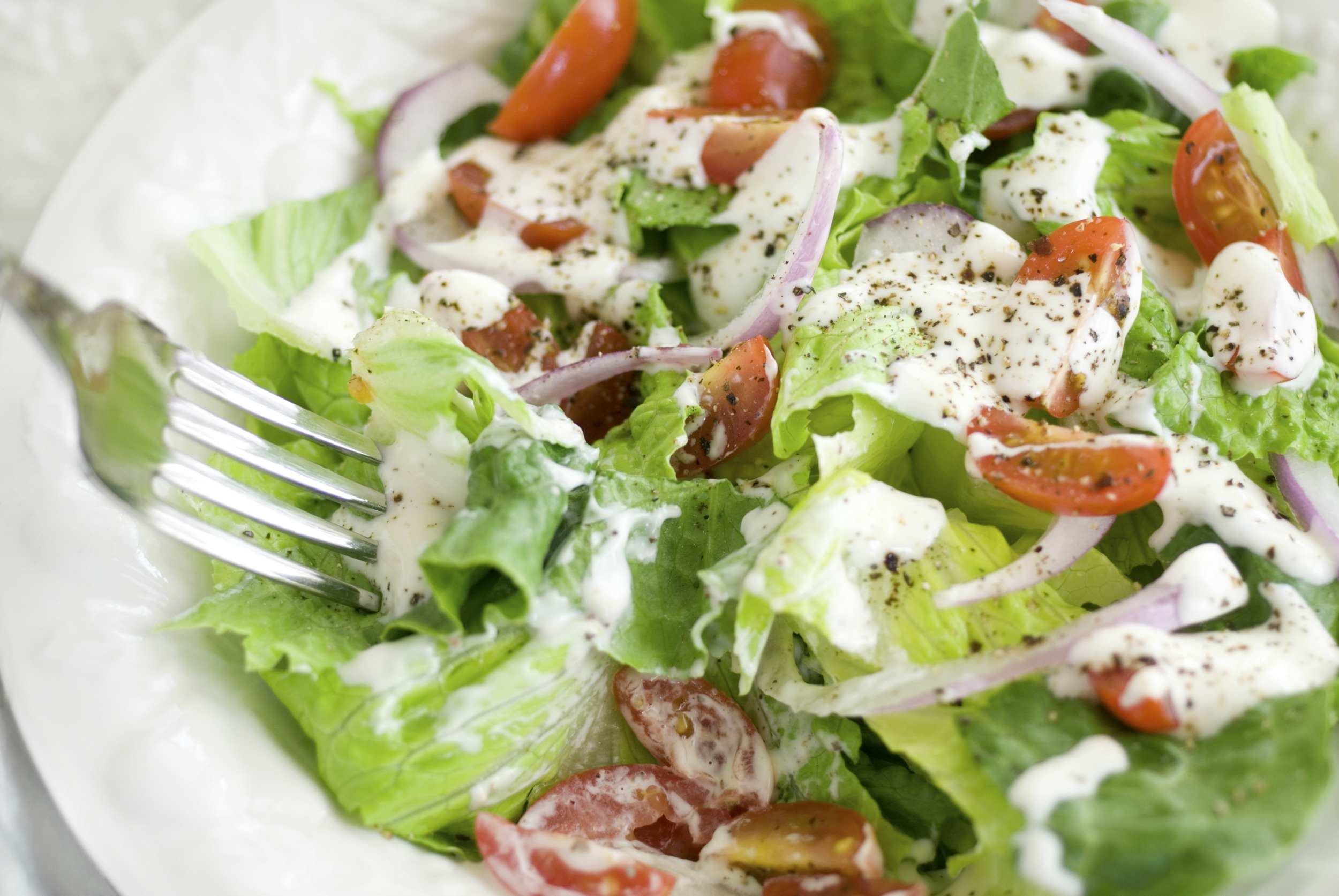 5 dressings you should eat and 5 you