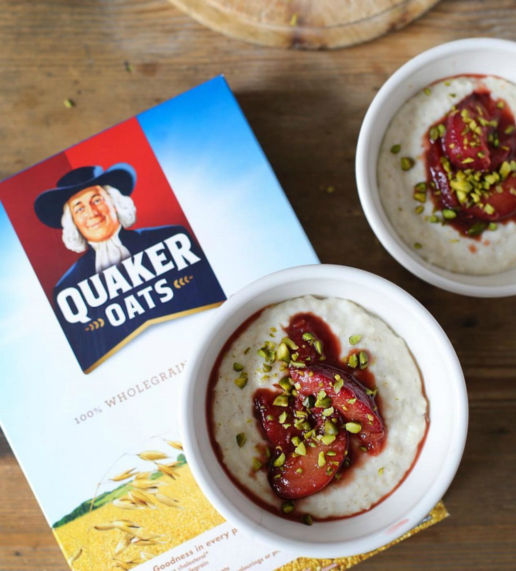 The Untold Truth Of Quaker Oats