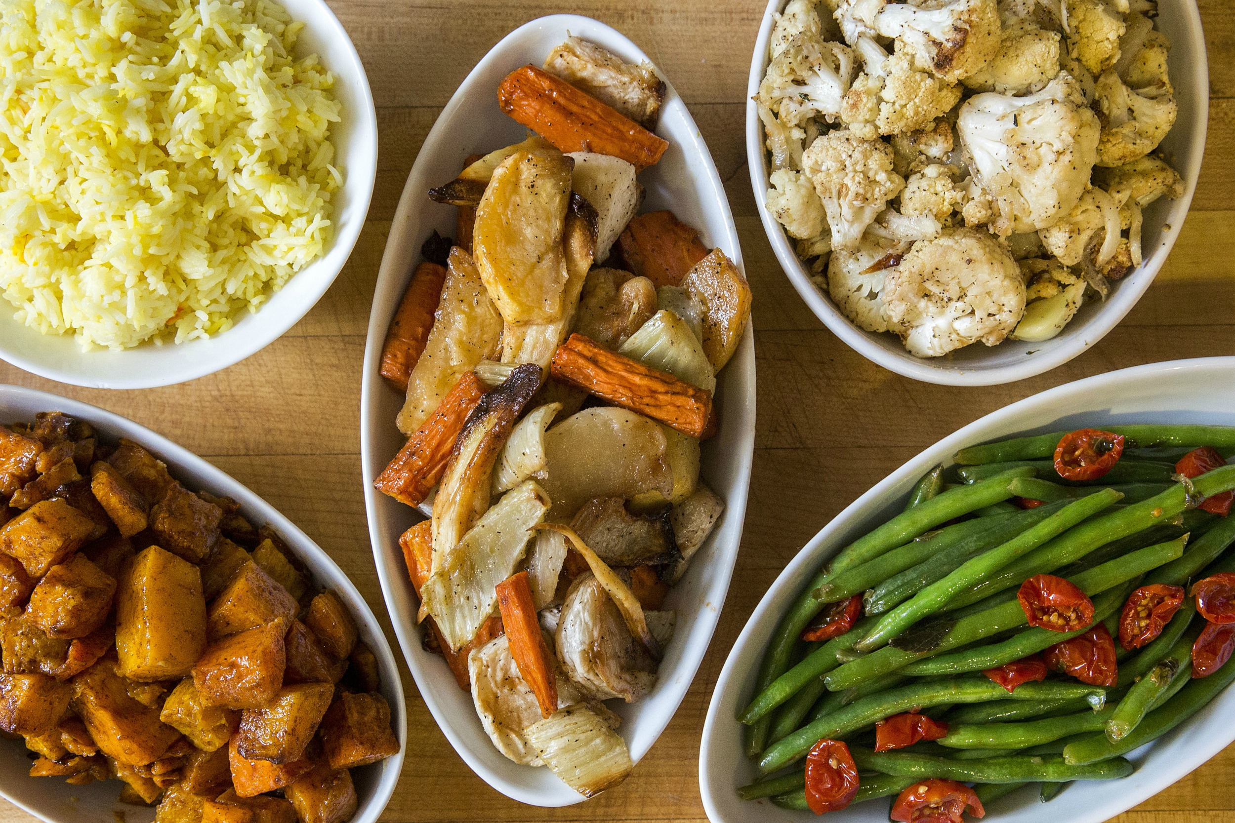 Popular Thanksgiving Side Dishes Ranked